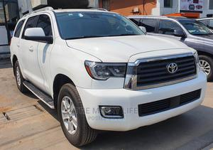 Toyota Sequoia 2019 White | Cars for sale in Lagos State, Ikoyi