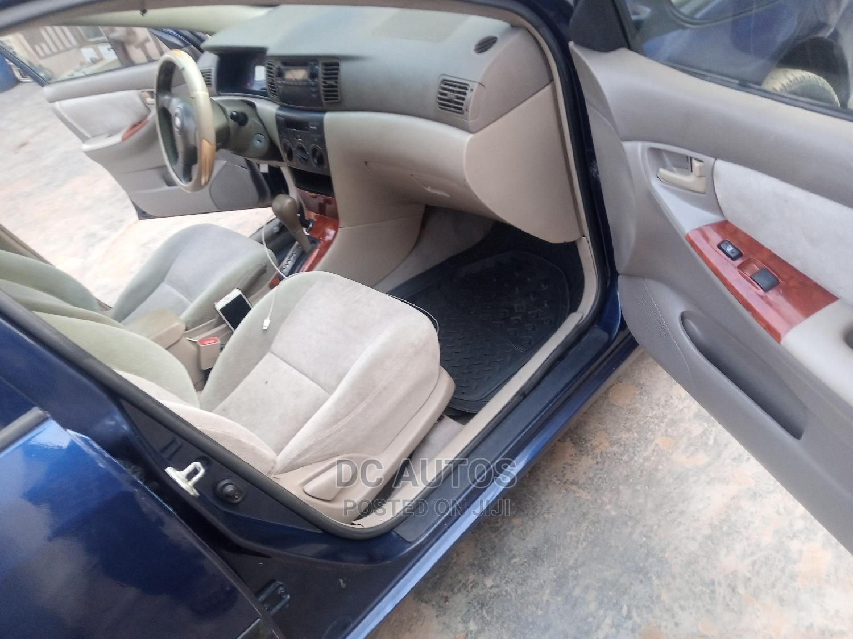 Archive: Toyota Corolla 2004 LE Blue