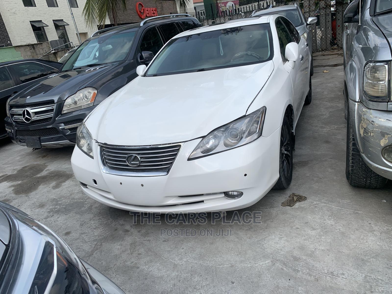 Lexus GS 2008 White