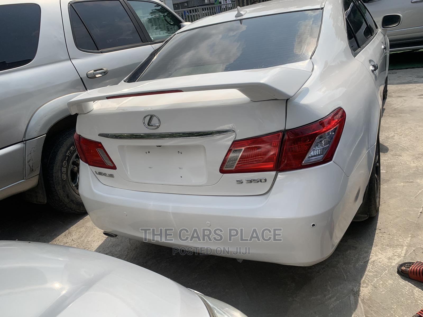 Lexus GS 2008 White   Cars for sale in Lekki, Lagos State, Nigeria