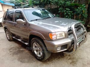 Nissan Pathfinder 2003 LE AWD SUV (3.5L 6cyl 4A) Gray | Cars for sale in Rivers State, Port-Harcourt