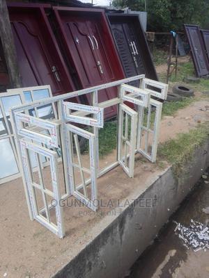 Aluminum Casement Windows And Iron Door | Doors for sale in Oyo State, Ibadan