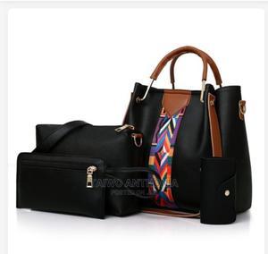 4 In 1 Women Hand Bag Ladies Handbag Female Cross Bag   Bags for sale in Lagos State, Eko Atlantic