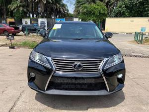 Lexus RX 2014 350 AWD Black | Cars for sale in Lagos State, Ikeja
