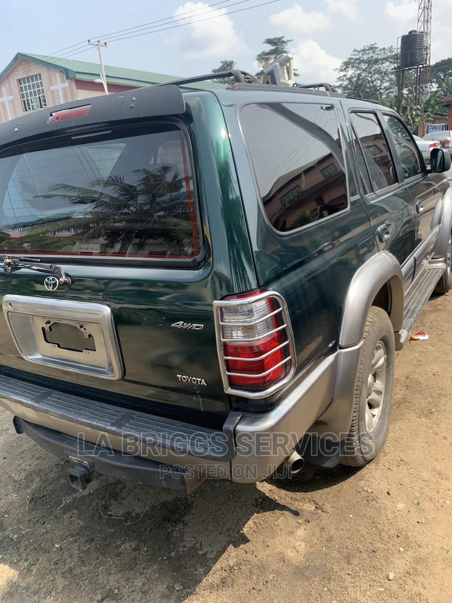 Archive: Toyota 4-Runner 2006 Limited 4x4 V6 Green