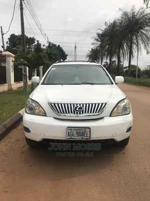 Lexus RX 2007 350 White | Cars for sale in Edo State, Benin City