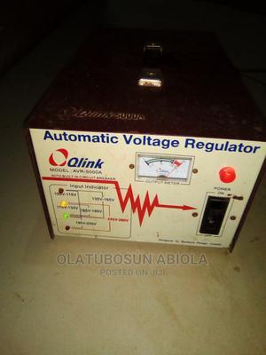 Qlink Stabilizer 5000watt | Electrical Equipment for sale in Oyo State, Ibadan