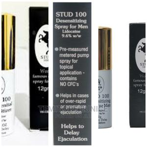Stud 100 Delay Spray for Men | Sexual Wellness for sale in Lagos State, Ojodu