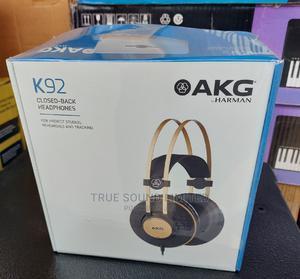 AKG Studio Headphone | Headphones for sale in Abuja (FCT) State, Wuse