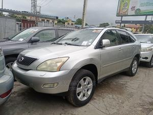 Lexus RX 2004 330 Silver | Cars for sale in Lagos State, Ikeja
