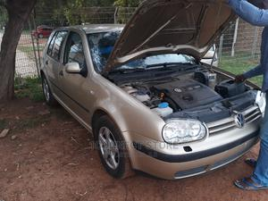 Volkswagen Golf 2004 Gray   Cars for sale in Abuja (FCT) State, Galadimawa