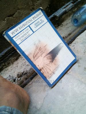 How Invention Begins by John Has. Lienhard   Books & Games for sale in Lagos State, Alimosho