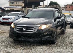 Honda Accord CrossTour 2010 Black   Cars for sale in Lagos State, Yaba