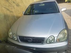 Lexus GS 2003 Silver   Cars for sale in Lagos State, Ajah