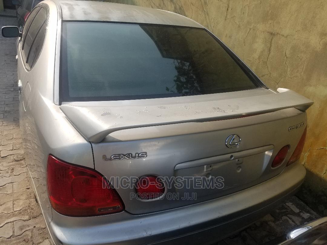 Lexus GS 2003 Silver   Cars for sale in Ajah, Lagos State, Nigeria