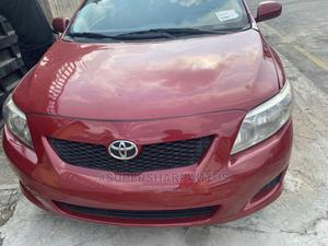 Toyota Corolla 2009 Red | Cars for sale in Lagos State, Amuwo-Odofin