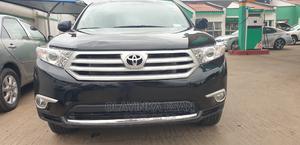 Toyota Highlander 2012 SE Black | Cars for sale in Lagos State, Alimosho