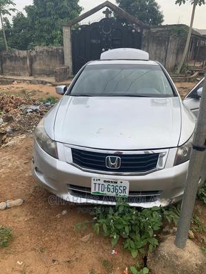 Honda Accord 2008 Silver   Cars for sale in Ogun State, Ado-Odo/Ota