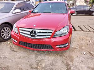 Mercedes-Benz C350 2013 Red   Cars for sale in Lagos State, Ikeja