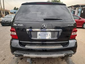 Mercedes-Benz M Class 2008 ML 350 4Matic Black | Cars for sale in Lagos State, Ikeja