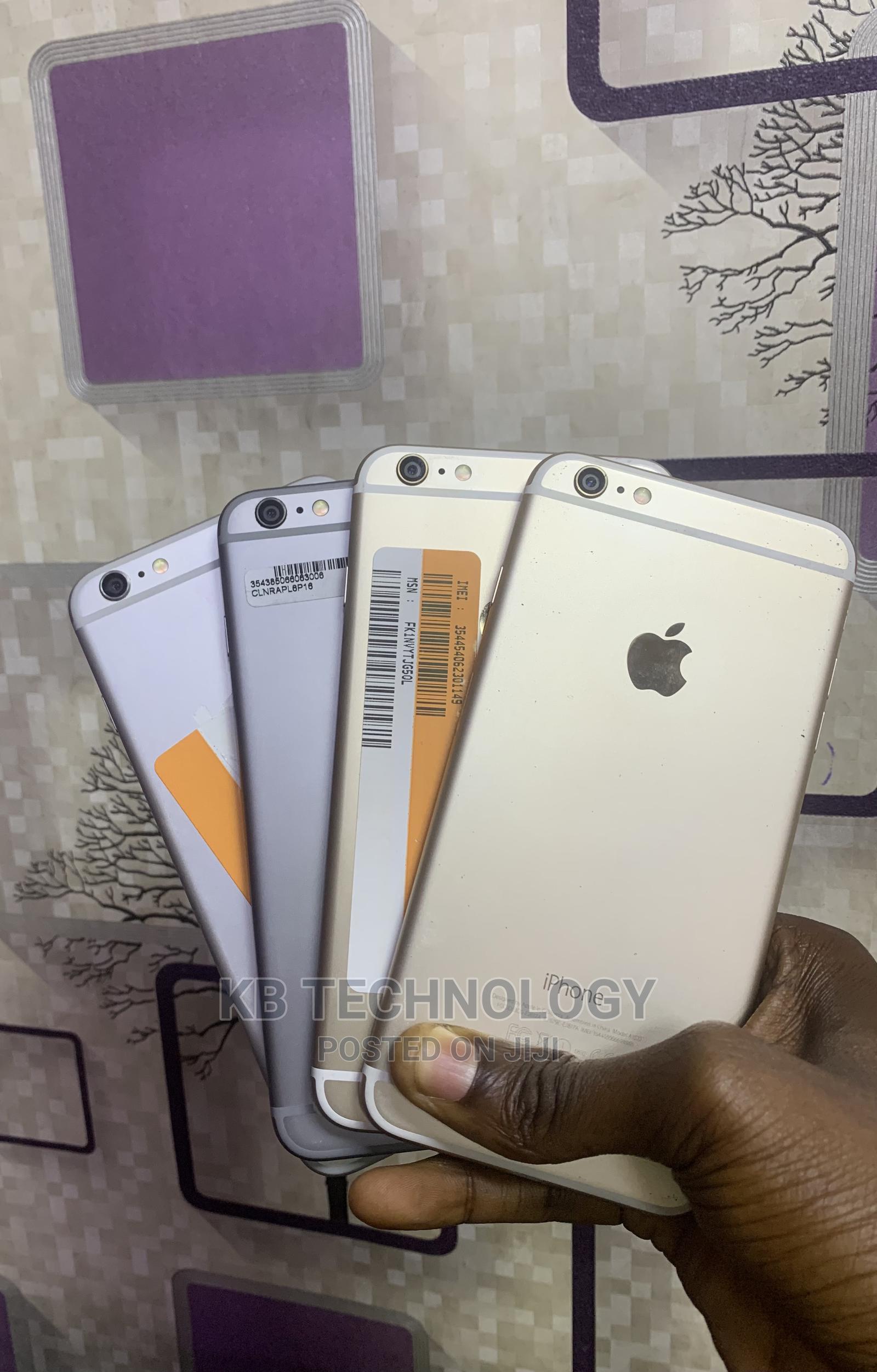 Apple iPhone 6 Plus 64 GB Gray | Mobile Phones for sale in Ibadan, Oyo State, Nigeria