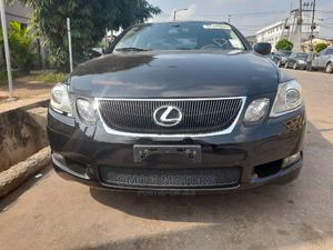 Lexus GS 2006 300 Automatic Black   Cars for sale in Lagos State, Ikeja