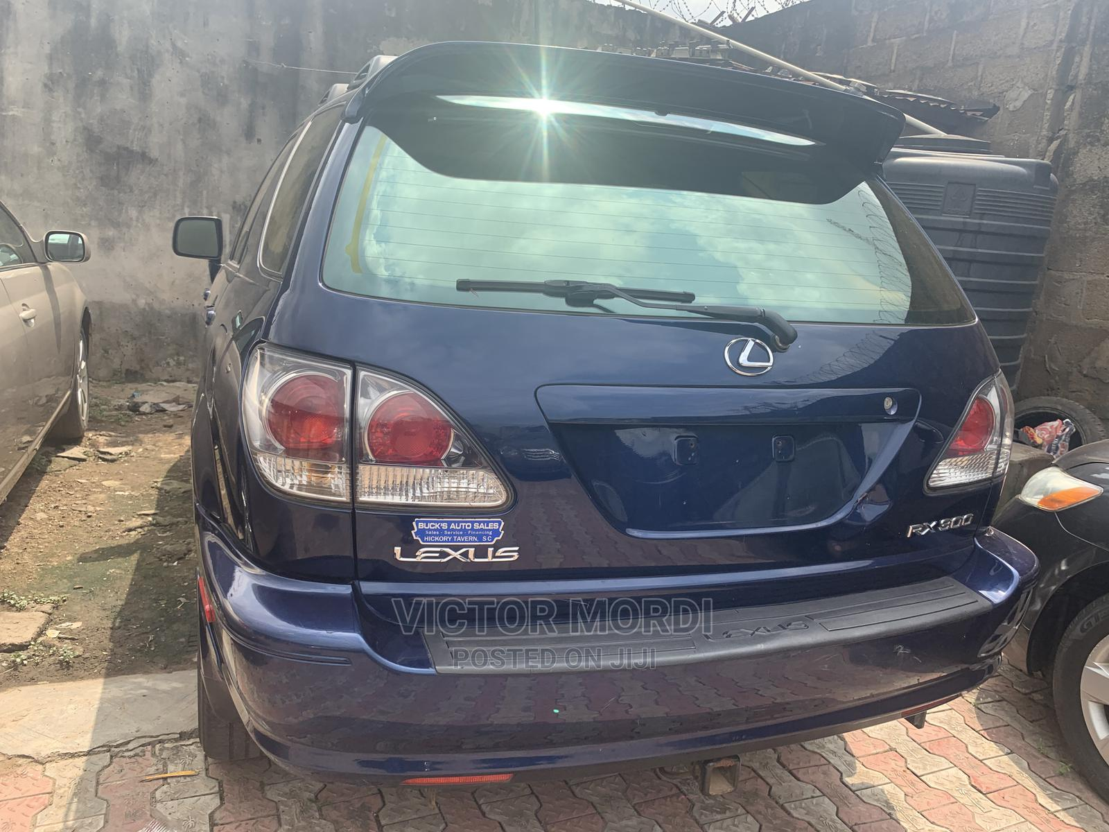 Lexus RX 2003 Blue | Cars for sale in Abule Egba, Lagos State, Nigeria