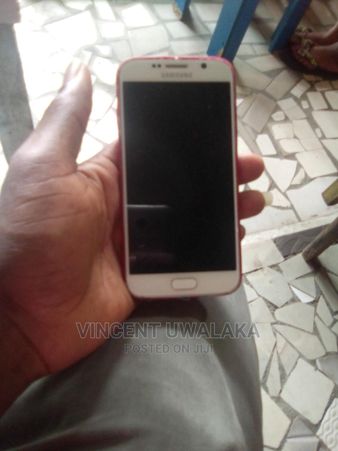 Samsung Galaxy S6 32 GB White | Mobile Phones for sale in Obio-Akpor, Rivers State, Nigeria