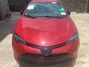 Toyota Corolla 2018 Red | Cars for sale in Lagos State, Ikeja