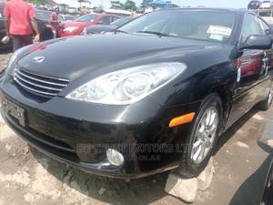 Lexus ES 2004 330 Sedan Black   Cars for sale in Lagos State, Apapa