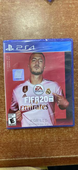 FIFA 20 for PS4   Video Games for sale in Lagos State, Ikeja