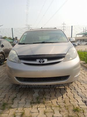 Toyota Sienna 2007 XLE 4WD Silver | Cars for sale in Lagos State, Ajah