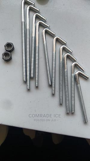 Roofing Hook Bolt M6 Size | Building Materials for sale in Lagos State, Lekki