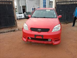 Toyota Matrix 2003 Red | Cars for sale in Kwara State, Ilorin South