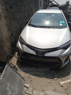 Toyota Corolla 2017 Silver | Cars for sale in Lagos State, Amuwo-Odofin