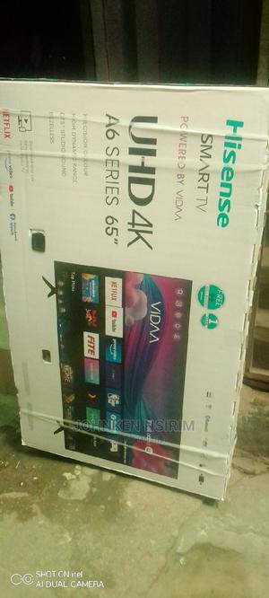 Original Hisense 65inches Smart Tv | TV & DVD Equipment for sale in Lagos State, Ikeja
