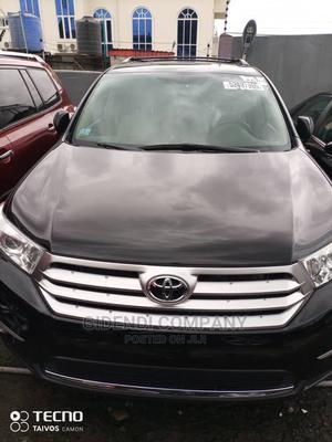 Toyota Highlander 2011 SE Black   Cars for sale in Lagos State, Ikeja