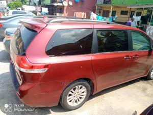 Toyota Sienna 2012 XLE 8 Passenger Red | Cars for sale in Lagos State, Amuwo-Odofin