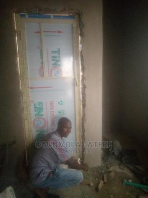 Aluminum Door Toilet | Doors for sale in Oyo State, Ibadan