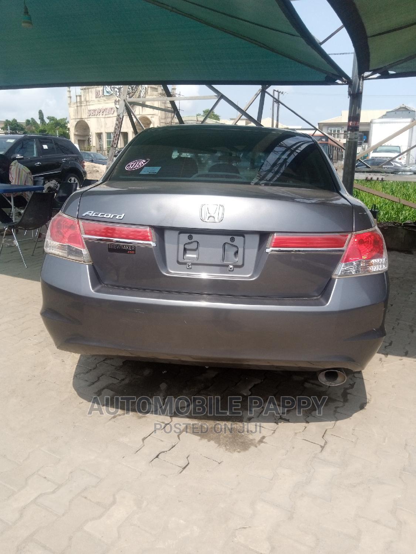 Honda Accord 2008 2.0 Comfort Gray   Cars for sale in Ajah, Lagos State, Nigeria