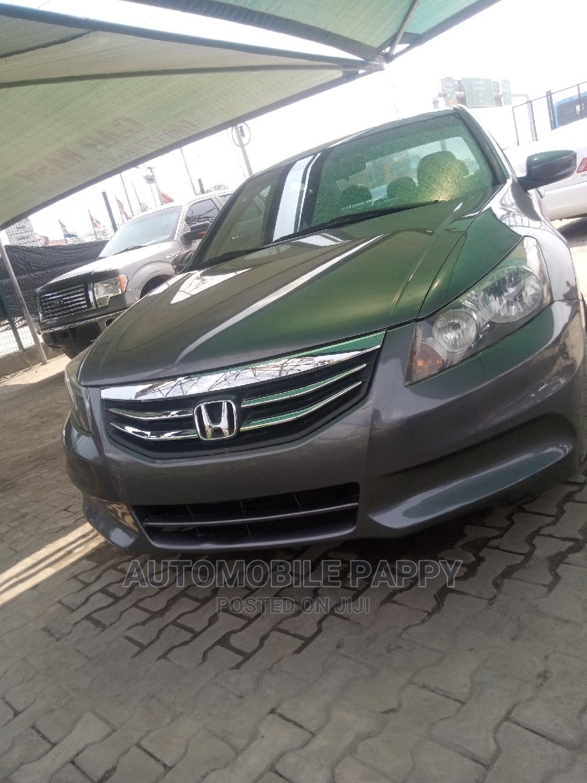 Honda Accord 2008 2.0 Comfort Gray