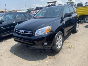 Toyota RAV4 2008 Black   Cars for sale in Lagos State, Apapa