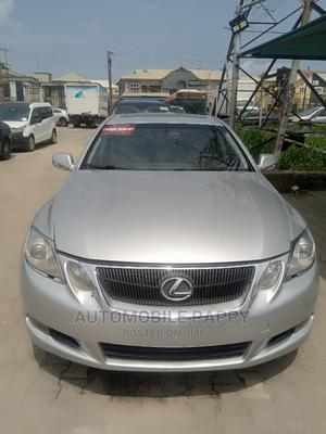 Lexus GS 2011 350 Silver | Cars for sale in Lagos State, Ibeju