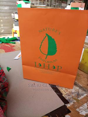 Paper Bags   Printing Services for sale in Abuja (FCT) State, Garki 2