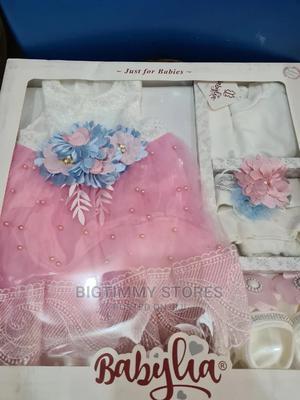 Naming/ Dedication Beautiful Dress | Children's Clothing for sale in Lagos State, Ifako-Ijaiye