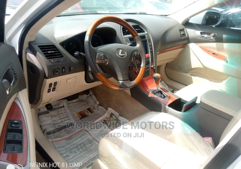Lexus ES 2011 350 White | Cars for sale in Apapa, Lagos State, Nigeria