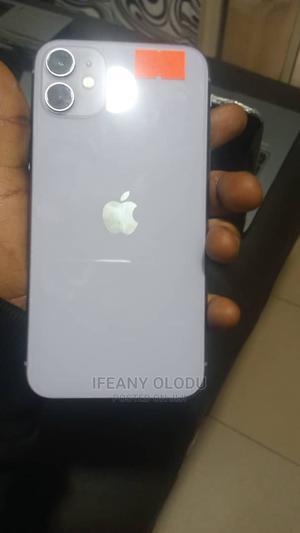 New Apple iPhone 11 256 GB Purple   Mobile Phones for sale in Edo State, Benin City