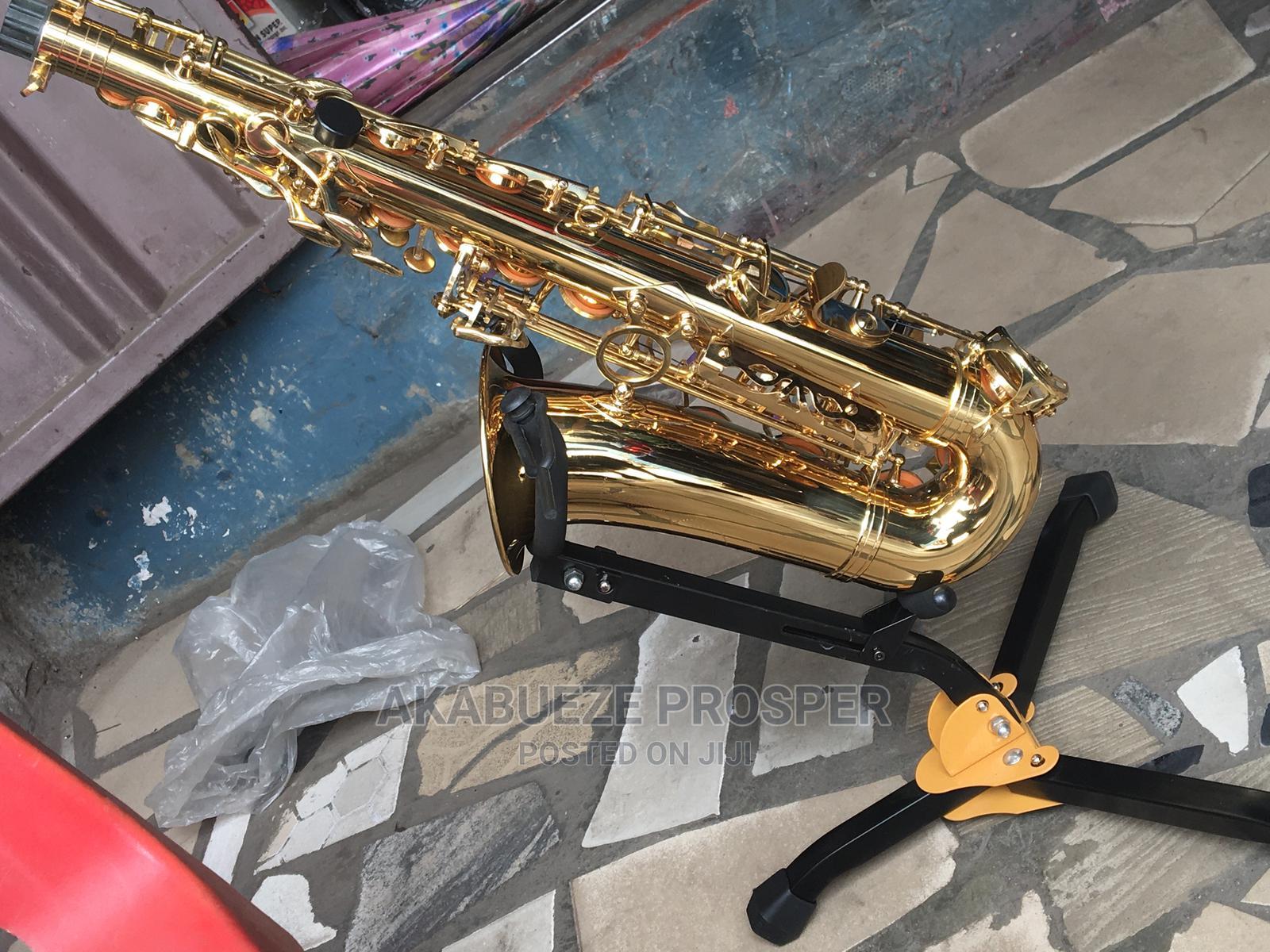 Yamaha Alto Saxophone