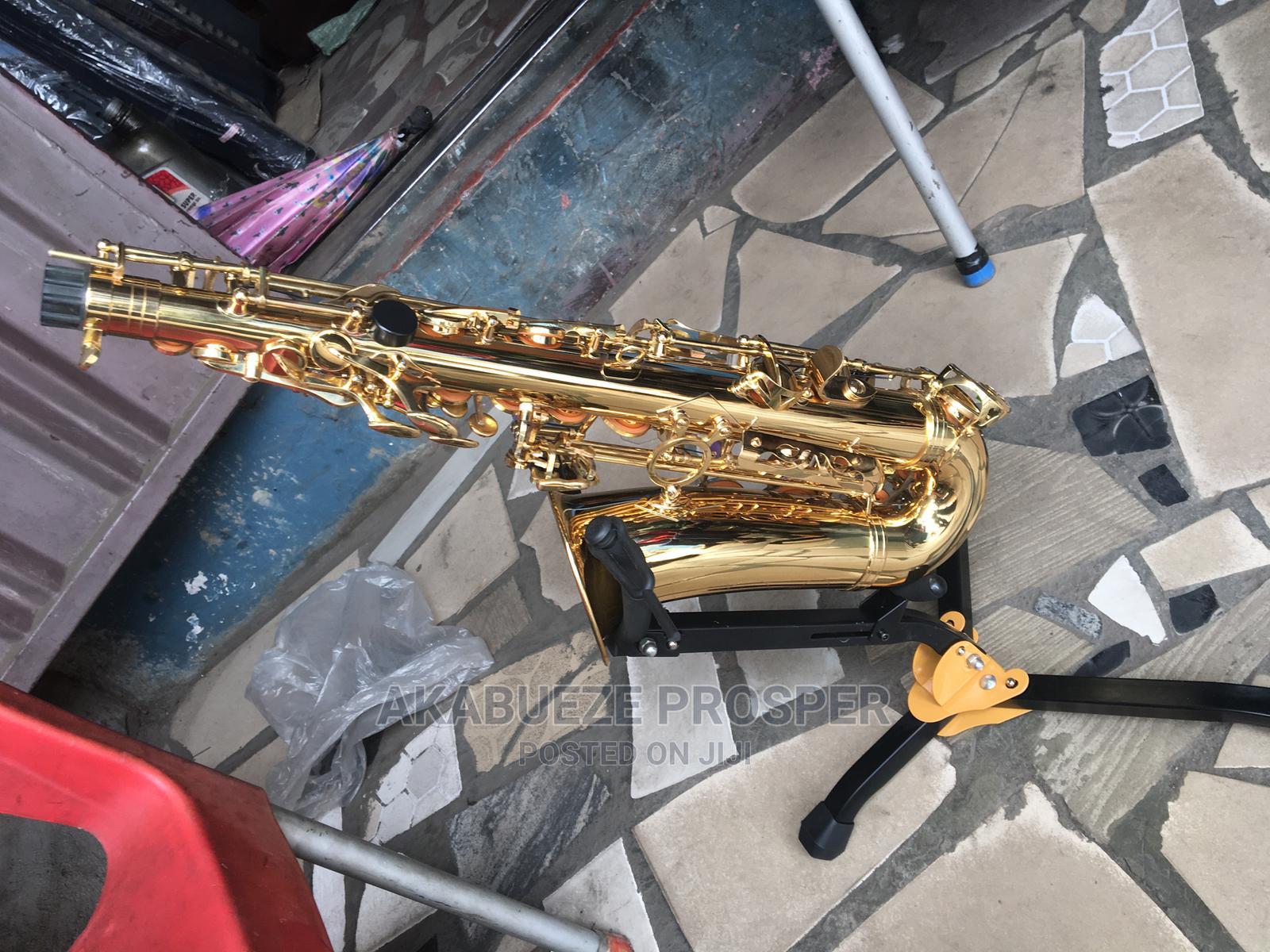 Yamaha Alto Saxophone | Musical Instruments & Gear for sale in Ibadan, Oyo State, Nigeria