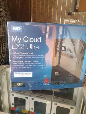8TB My Cloud EX2 Ultra   Computer Hardware for sale in Lagos State, Ikeja